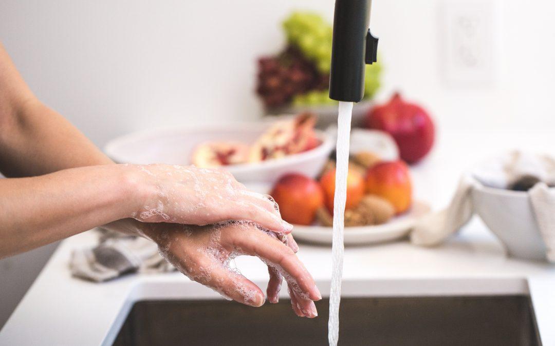 ¿Cómo podemos cuidar el agua?